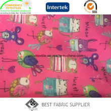 100 Polyester 300t Taffeta Children′s Down Jacket Printed Fabric China Supplier
