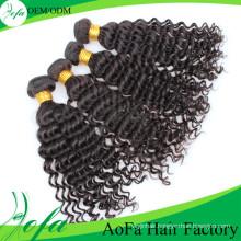 100%Unprocessed Weavon Human Remy Hair Brazilian Virgin Hair