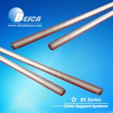Hot Dipped Galvanized Threaded Stud HDG Threaded Rod