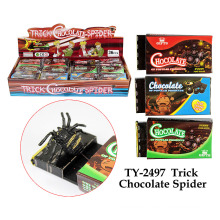Trick Chocolate Spider