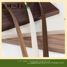 Plywood PVC Edge Banding Trim for Decoration