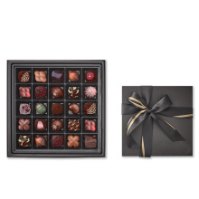 Custom chocolate packaging box luxury 2021 Latest Products eco-friendly paper chocolate bar boxes package