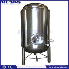 KUNBO 500-2000L Liters Beer Brewing Equipment HLT Hot / Cold Liquid Tank