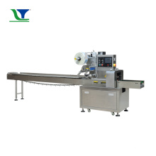 Flow Pilow bread cereal bar Packing Machine