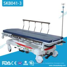 SKB041-3 пациента больницы гидравлический Транспорт тележка для пациента