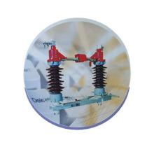 Interruptor de desligamento de alta voltagem de AC da série Gw4-10.5