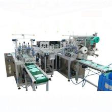 Linha de produção automática da máscara protetora da máquina da máscara