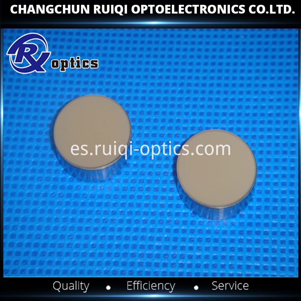 Silicon Convex Lenses