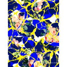 Fashion Swimwear Fabric Digital Printing (ASQ070)