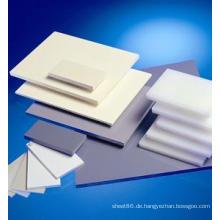 3mm dicke transparente Hart-PVC-Folie