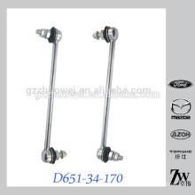 Fabriqué en Chine stabilisateur avant de voiture OEM. D651-34-170 pour Mazda 2