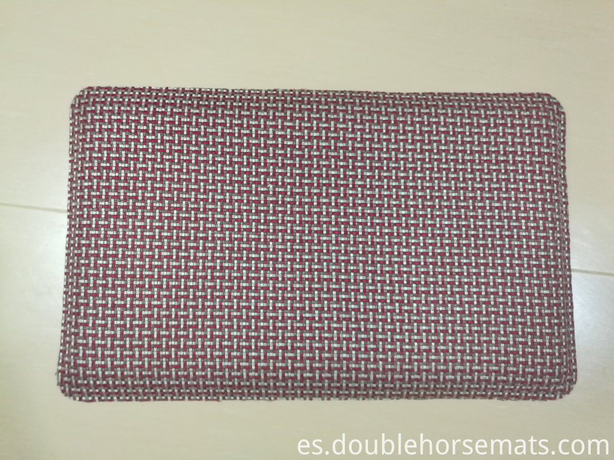 Linen/Flannel material kitchen/bedroom/door mat