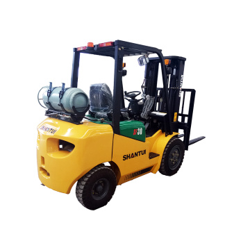 lift equipment gas lpg forklift bahan bakar ganda