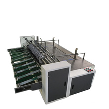 Cardboard division slotter machine carton box machinery
