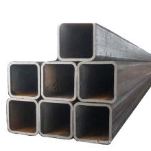 construction industrial pregalvanized steel square tubes iron pipe making machine