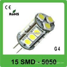 G4 15 SMD 5050 12V lumière de bateau led
