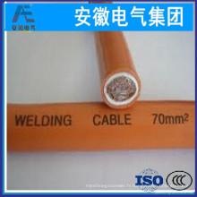 Câble électrique en caoutchouc flexible pour câble de soudage et soudure