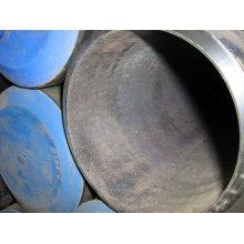 sis large diameter seamless mild steel pipe