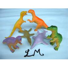 Желе Stretchy Малый TPR желе Sticky крокодила игрушка для малыша