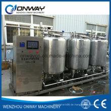 Edelstahl CIP Reinigungssystem Alkali Reinigungsmaschine für die Reinigung in Ort