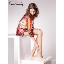 Пьер Карден OEM оптом удобные короткие лодыжки женщины носки разных цветов