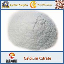 Nahrungsmittelzusatz-Nahrungsmittelgrad-Kalziumzitrat Bp98