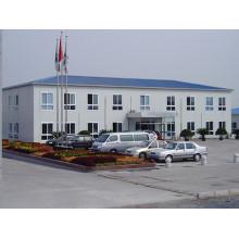Stahlkonstruktion Rahmen Bürogebäude (KXD-SSB1386)