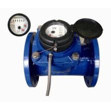 Lcsd Dn50-Dn300 Électrique photoélectrique Direct Reading Water Meter