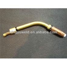 MB501 welding swan neck