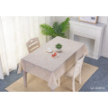 Home Beautiful Printed Lace Tablecloth PVC Table Cloth