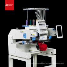 BAI high speed 1200rpm design software computer embroidery machine for price