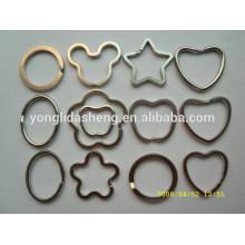 Custom manufacture price metal key chain