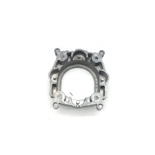 China Factory casting aluminum alloy precise die cast  housing parts front cover