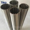 Hebei usine johnson acier inoxydable puits de l'eau