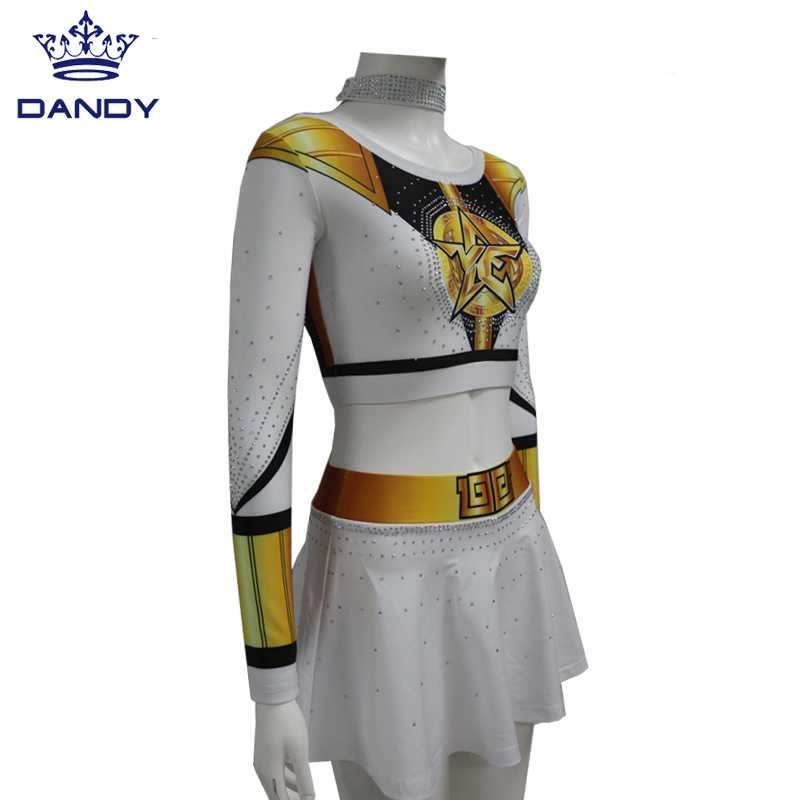 varsity all star cheer uniforms