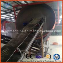 Línea de peletización de fertilizantes para desechos de cocina