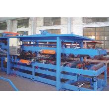 Пенопластовая формовочная машина