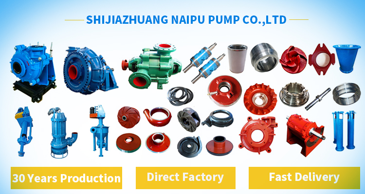 Naipu Slurry Pump Parts