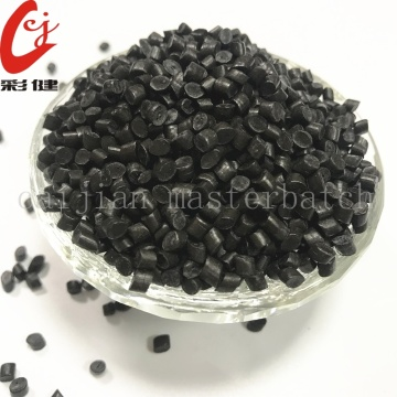 Dark Grey Elastic Body Colour Masterbatch Granules