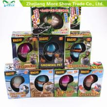 Usine approvisionnement enfants eau dinosaure oeufs animaux jouets en croissance