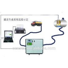 система калибровки для калибровки танк/Автомобильные масла