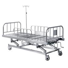 3-Position Manual Medical Hospital Bed Cabinet Set