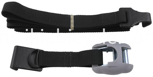 Bicycled Luggage Belt