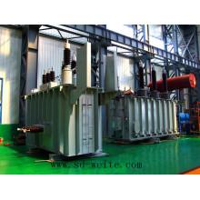 110kv Oil-Immersed Distribution Power Transformer From Manufacturer