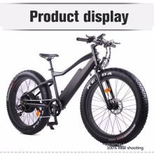 Langes elektrisches fettes Fahrrad des motorlife 1000w / spacial Kreuzer / Bestseller im Jahre 2017 / elektrisches Schneefahrrad 27 beschleunigen