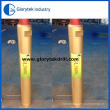 Velocidad rápida alta presión de aire DTH perforación Hammer-Gl360