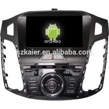 Dual core Android 4.2 multimedia central del coche para Ford 2012 Focus con GPS / Bluetooth / TV / 3G