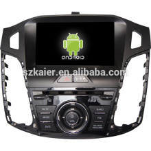 Dual Core Android 4.2 voiture multimédia central pour Ford 2012 Focus avec GPS / Bluetooth / TV / 3G