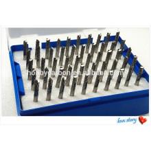 Hobbycarbon CNC Metal Machining tools, drilling tools