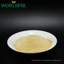 Chlore libre de source animale de poudre d'acide aminé, acide aminé d'engrais organique
